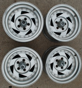 Wheels for the MeadowBrook